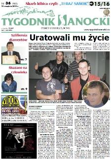 Tygodnik Sanocki, 2010, nr 36