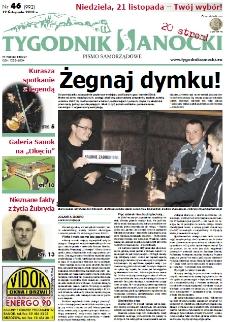 Tygodnik Sanocki, 2010, nr 46