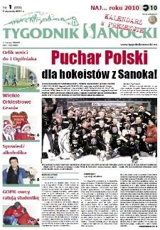 Tygodnik Sanocki, 2011, nr 1