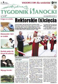 Tygodnik Sanocki, 2011, nr 3