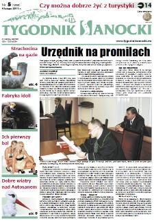 Tygodnik Sanocki, 2011, nr 5