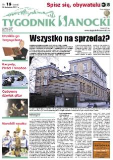 Tygodnik Sanocki, 2011, nr 15
