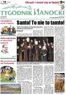 Tygodnik Sanocki, 2011, nr 18