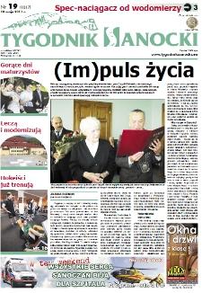Tygodnik Sanocki, 2011, nr 19
