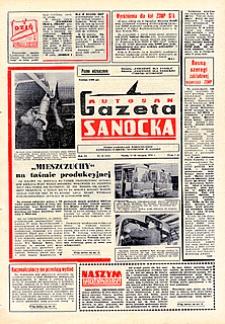 "Gazeta Sanocka ""Autosan"", 1979, nr 22-24"