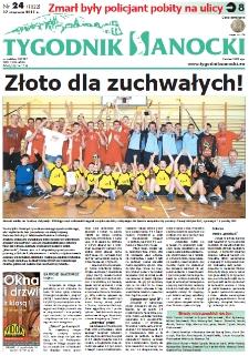 Tygodnik Sanocki, 2011, nr 24