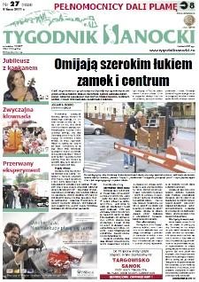Tygodnik Sanocki, 2011, nr 27