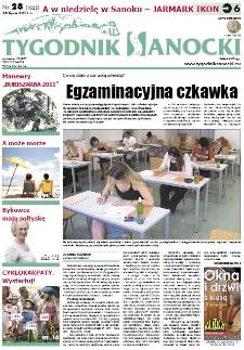 Tygodnik Sanocki, 2011, nr 28
