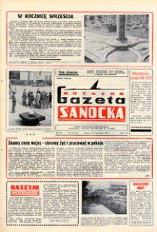 "Gazeta Sanocka ""Autosan"", 1979, nr 25-27"