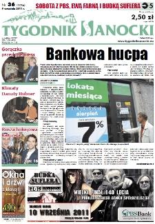 Tygodnik Sanocki, 2011, nr 36