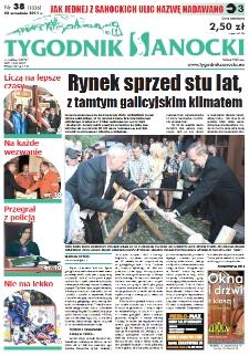 Tygodnik Sanocki, 2011, nr 38