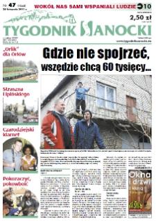 Tygodnik Sanocki, 2011, nr 47