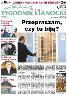 Tygodnik Sanocki, 2011, nr 48