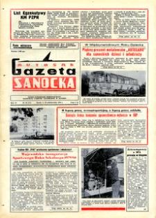 "Gazeta Sanocka ""Autosan"", 1979, nr 28-30"