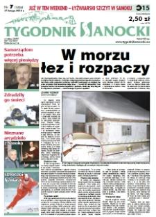 Tygodnik Sanocki, 2012, nr 7