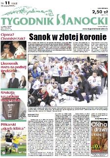 Tygodnik Sanocki, 2012, nr 11
