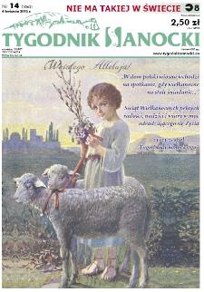 Tygodnik Sanocki, 2012, nr 14