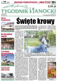 Tygodnik Sanocki, 2012, nr 16