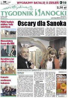 Tygodnik Sanocki, 2012, nr 20