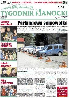 Tygodnik Sanocki, 2012, nr 25