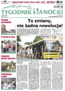 Tygodnik Sanocki, 2012, nr 27