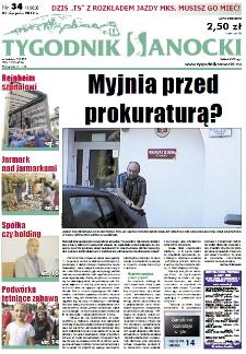 Tygodnik Sanocki, 2012, nr 34