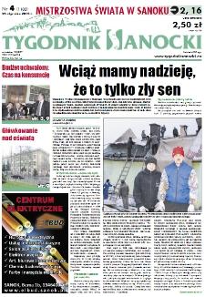 Tygodnik Sanocki, 2013, nr 4