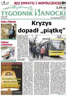 Tygodnik Sanocki, 2013, nr 5