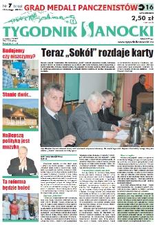 Tygodnik Sanocki, 2013, nr 7