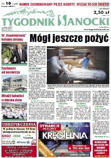 Tygodnik Sanocki, 2013, nr 10