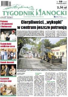 Tygodnik Sanocki, 2013, nr 23