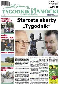 Tygodnik Sanocki, 2013, nr 24