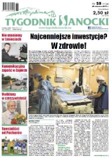Tygodnik Sanocki, 2013, nr 25