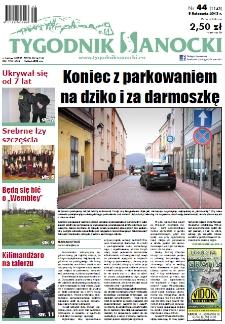 Tygodnik Sanocki, 2013, nr 44