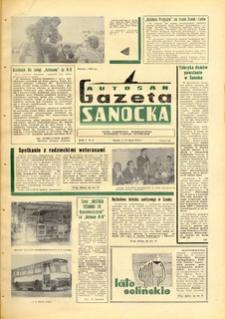 "Gazeta Sanocka ""Autosan"", 1974, nr 8-9"