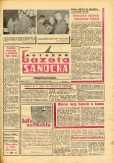 "Gazeta Sanocka ""Autosan"", 1974, nr 10-11"