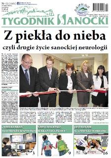 Tygodnik Sanocki, 2014, nr 12