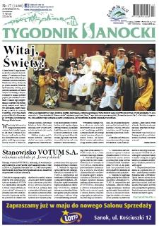 Tygodnik Sanocki, 2014, nr 17