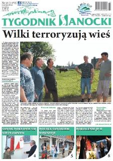 Tygodnik Sanocki, 2014, nr 23