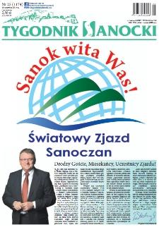 Tygodnik Sanocki, 2014, nr 25