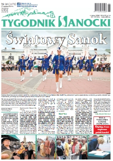 Tygodnik Sanocki, 2014, nr 26