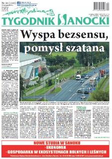 Tygodnik Sanocki, 2014, nr 34