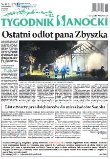 Tygodnik Sanocki, 2014, nr 48