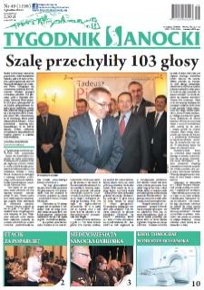 Tygodnik Sanocki, 2014, nr 49