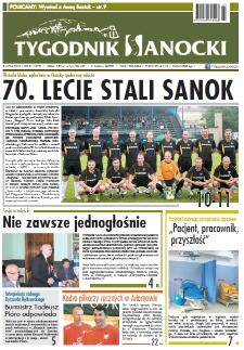 Tygodnik Sanocki, 2016, nr 27