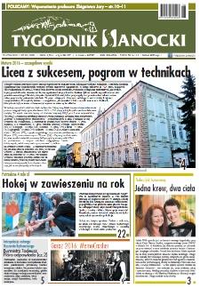 Tygodnik Sanocki, 2016, nr 28