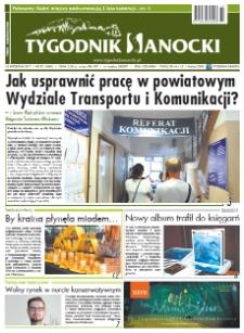 Tygodnik Sanocki, 2017, nr 37