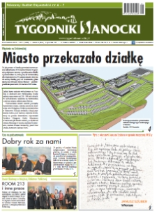 Tygodnik Sanocki, 2018, nr 1