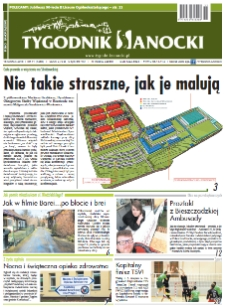 Tygodnik Sanocki, 2018, nr 11