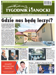 Tygodnik Sanocki, 2018, nr 22